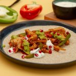Fajitas med hjemmelaget krydder