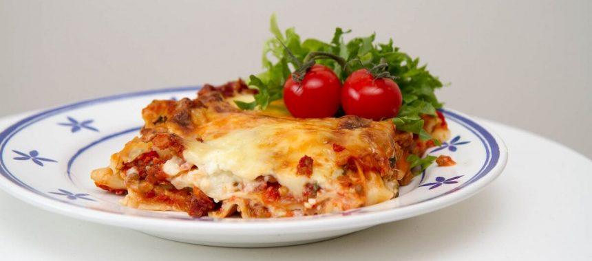 Grønnsakslasagne – et nydelig kjøttfritt alternativ
