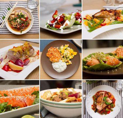 10 sunne middagstips