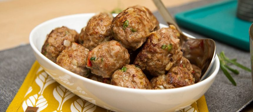 Albondigas – Spanske kjøttboller