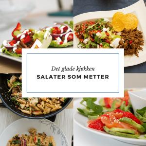 Salater som metter