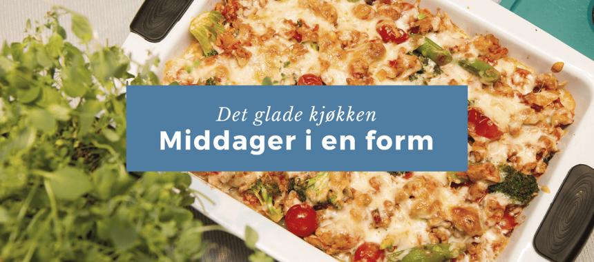 Formretter – Gode middager i en form