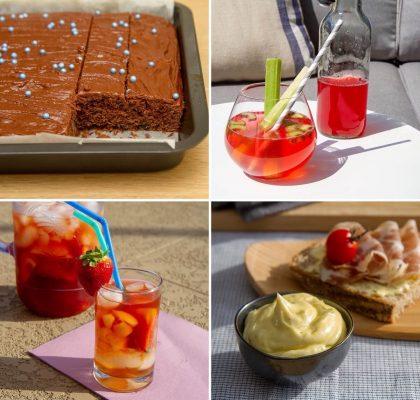 Fra sommervarme til sommervarme, kaker i fleng og månedens mest leste