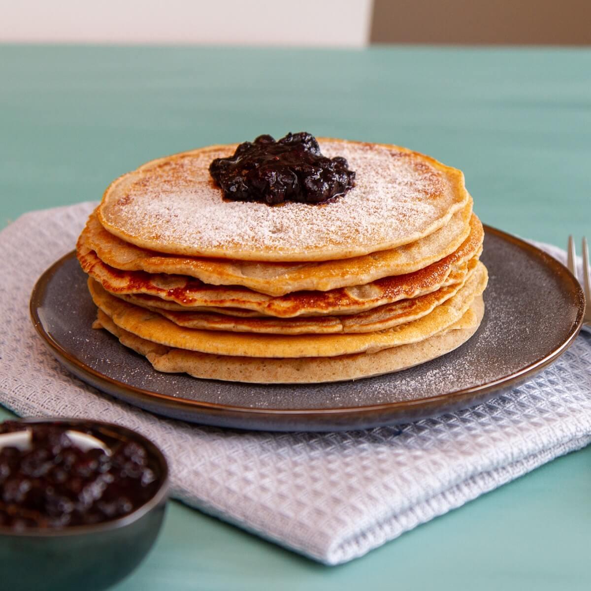 Pannekaker uten melk og egg