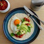 Huevos rancheros - Søndagsfrokosten